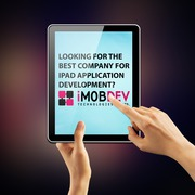 Looking for the best company for iPad application development?