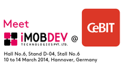 Schedule a meeting with us at CeBIT 2014 and avail a free entry ticket