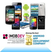 iMOBDEV Technologies: Best Android app development company