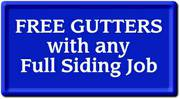 ROOFING & SIDING SERVICES - FREE ESTIMATES