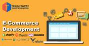 Ecommerce Development Services with Expert Developers
