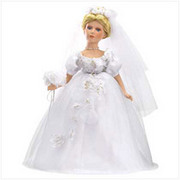 Save 30% on Victorian Bride Doll!