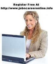 Work at Home Jobs Opportunity.